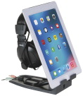 Allsop Headset/Tablet Stand, Headphone Storage, 3-1/2 x 8 x 9-1/2 Inches