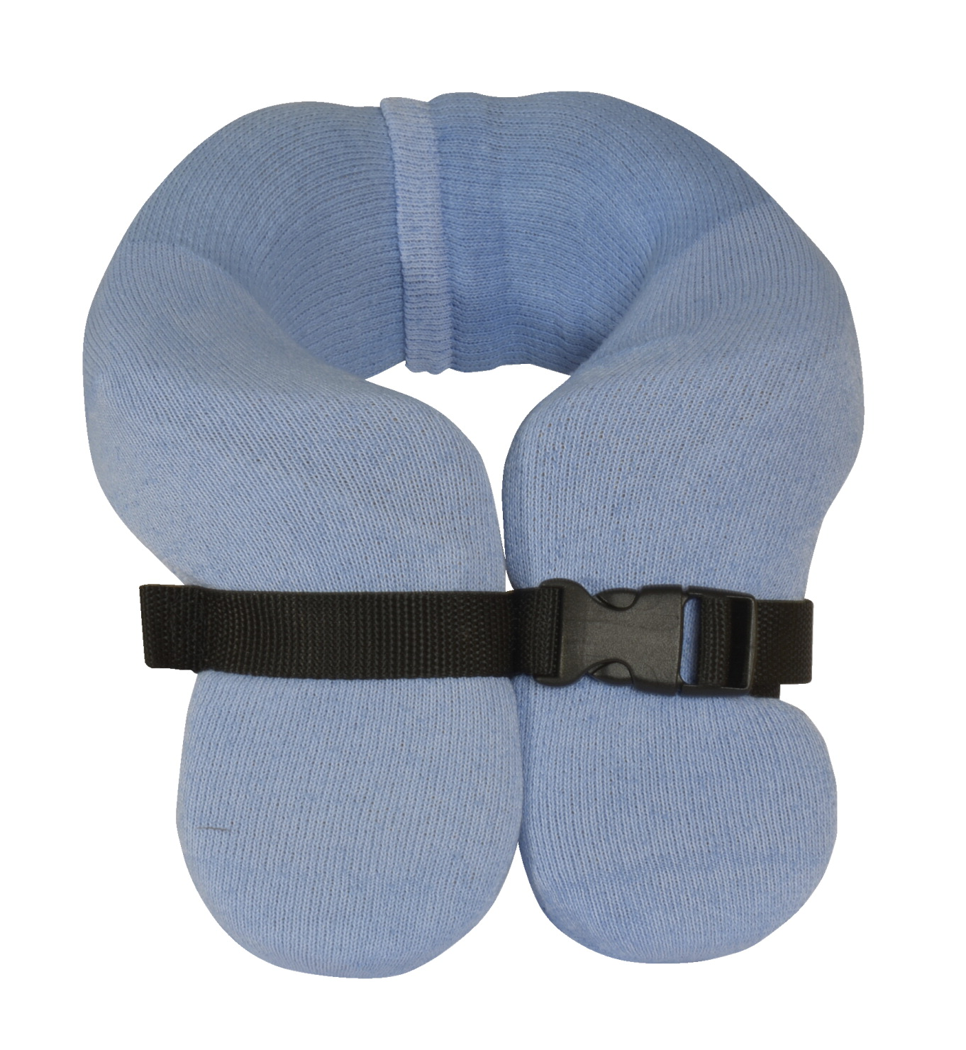 Danmar Hensinger Head Support with High Back Unmounted, Blue, Large