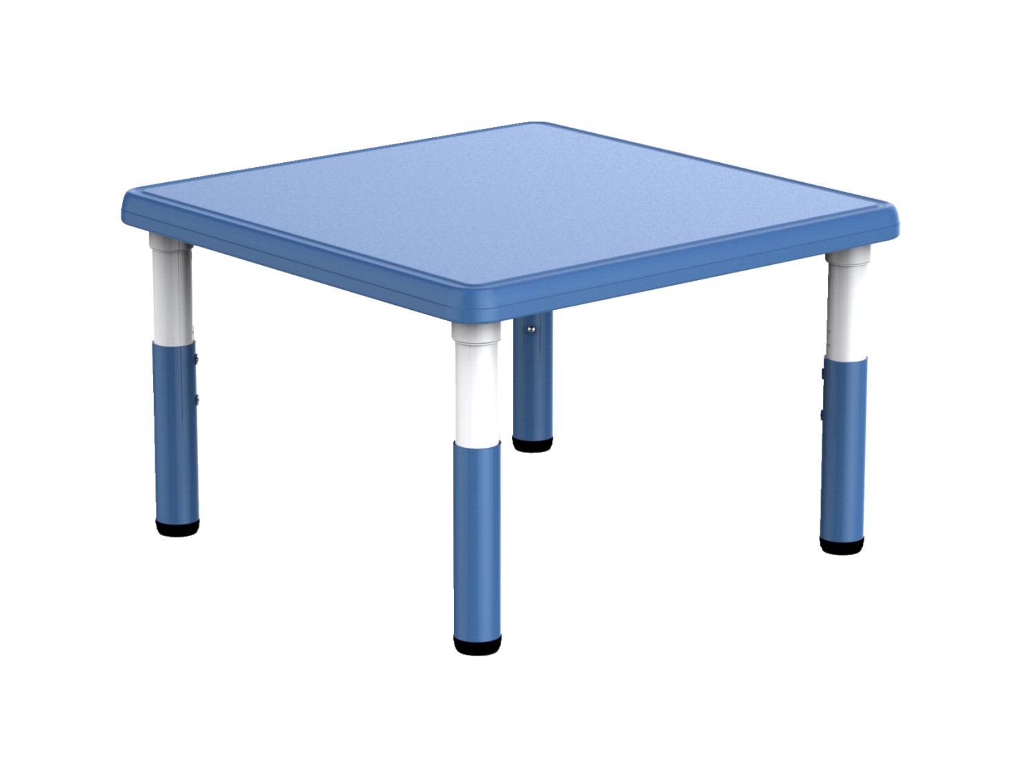 Ecr4kids Resin Table And Chairs 32 Inch Square Set Of Four 10 Various Options