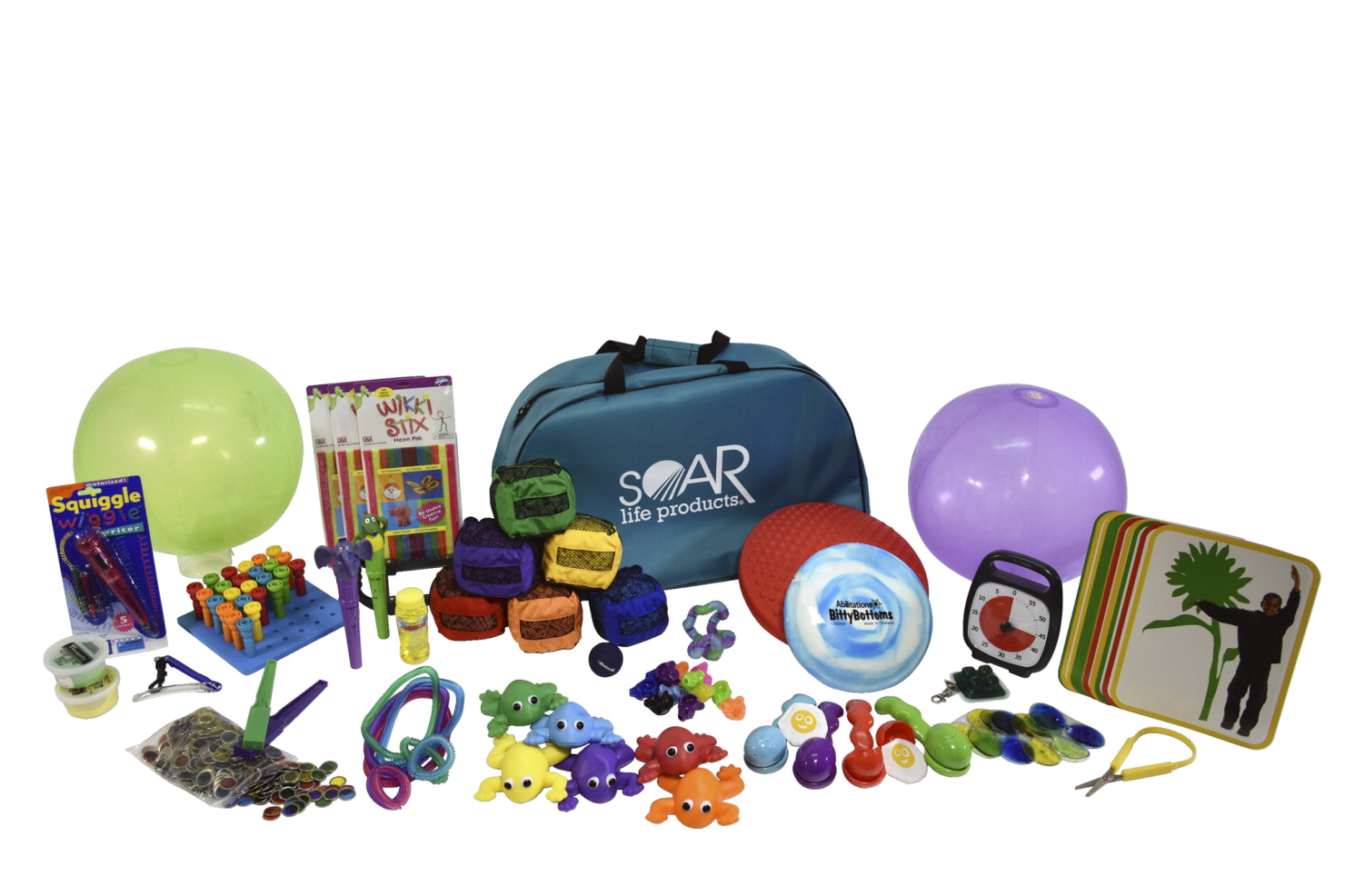 SOAR Life Products Child Pediatric Therapy Kit