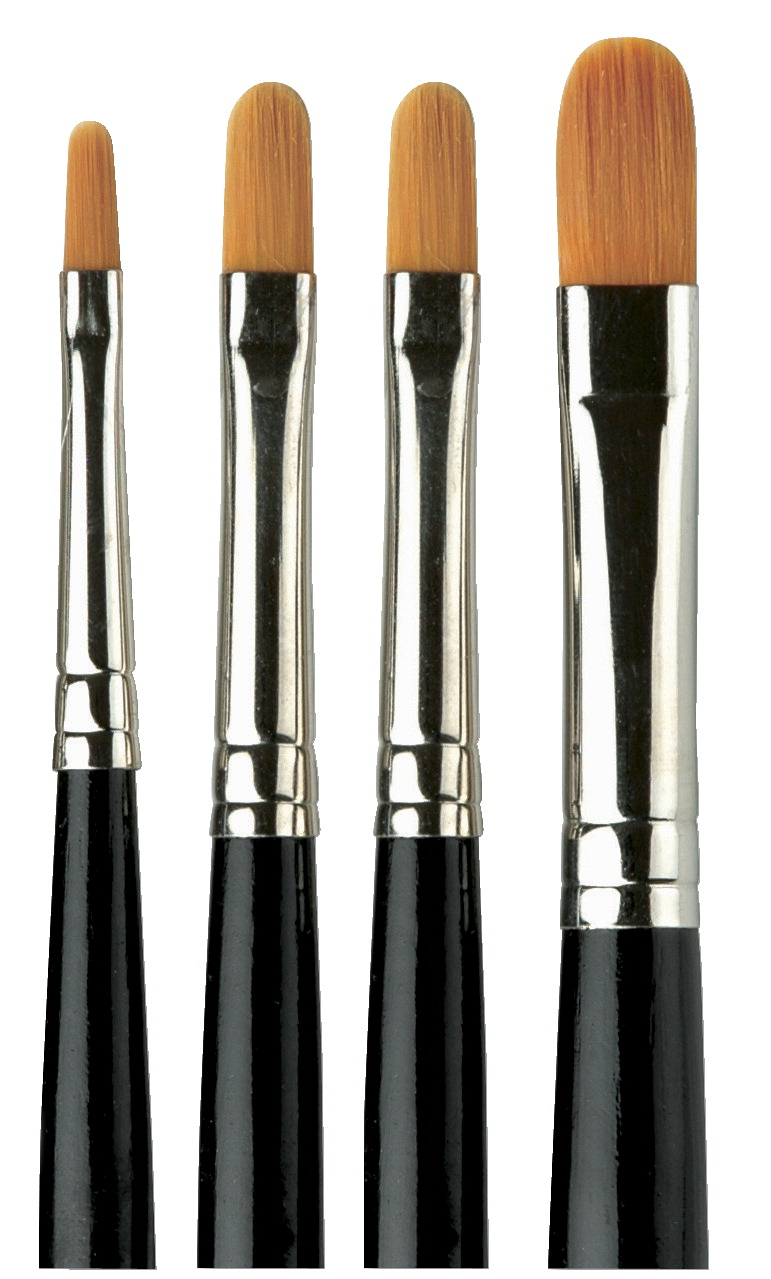 sax artists paint brush set soar life products