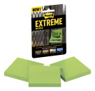 Post-it Extreme Notes, 3 x 3 Inches, Green