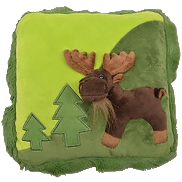 Covered in Comfort Weighted Lap Pad Moose Scene, 3 pounds