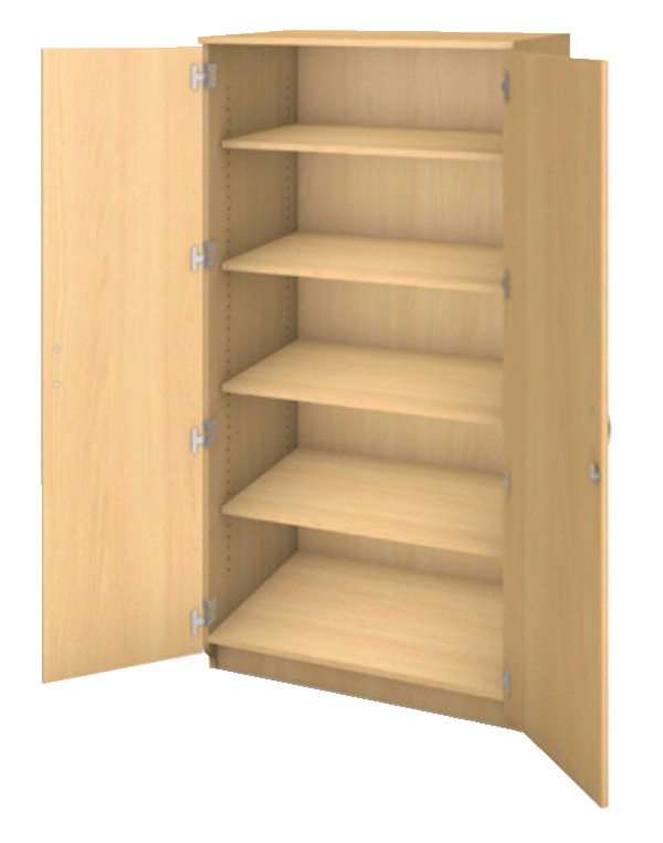 Fleetwood Tall Storage Cabinet Lockers Fusion Maple School Specialty Marketplace