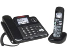Clarity Amplified Cord/Cordless Combination Telephone