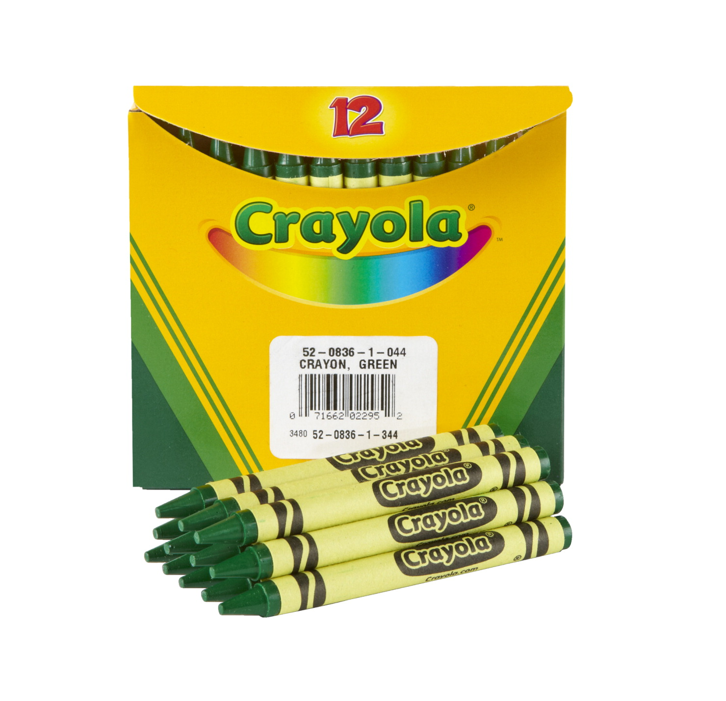 Crayola Crayon Refill, Green - SOAR Life Products