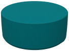 ECR4Kids SoftZone Junior Ottoman, Round, 30 Inches, Set of 2, Various Options