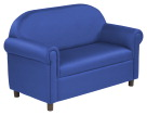 ECR4Kids SoftZone Little Lux Youth Sofa, Various Options