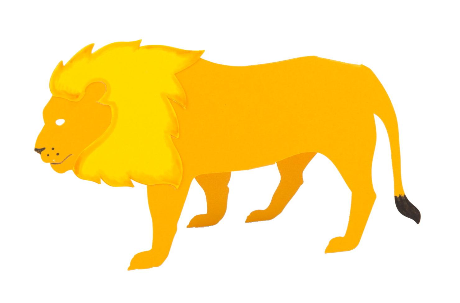 Ellison Sizzix Bigz Die, Large Lion 3D, 6 x 8-3/4 x 5/8 Inches