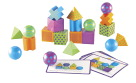 Learning Resources Mental Blox Critical Thinking Set, 40 Pieces