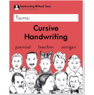 Handwriting Without Tears Cursive Success Handwriting Book