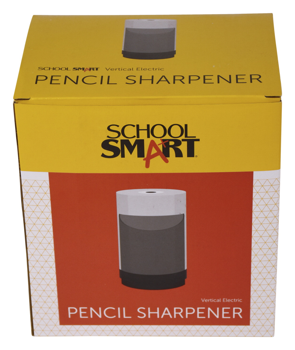 School Smart Vertical Pencil Sharpener, Electric
