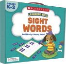 Scholastic Learning Mats: Sight Words, Grades K-2