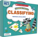 Scholastic Learning Puzzles: Classifying, Gr PreK-1