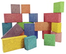 ECR4Kids KORXX Eco-Blox, Assorted Colors