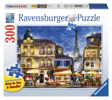 Ravensburger Pretty Paris Puzzle