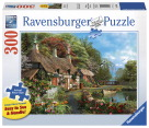 Ravensburger Cottage on a Lake Puzzle