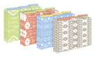 Barker Creek Thoughtfulness Letter File Folders, Pack of 12