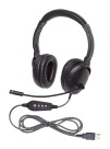 Califone 1017MUSB NeoTech Plus Headset with Gooseneck Microphone