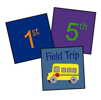 Childcraft Let's Start Our Day Calendar Carpet Squares, Set of 35