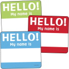 Name Tags and Name Plates, Item Number 2003857