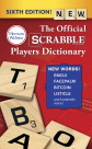 Merriam-Webster The Official SCRABBLE Players Dictionary, Sixth Edition