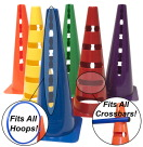 Pull-Buoy SlotCones 6 Color Set