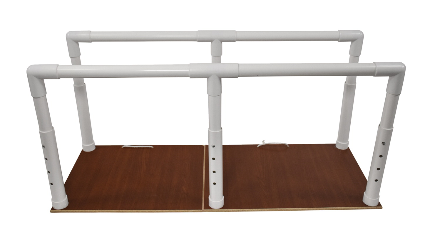 Abilitations My PortaBars Parallel Bars, 16-22 Inches Adjustable Height