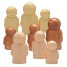 Yellow Door Little People Sensory Play Set, 9 Pieces