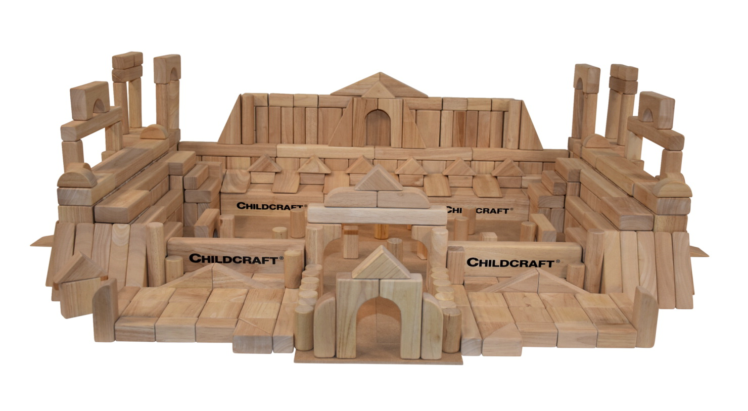 Childcraft Standard Unit Block Set, 480 Pieces