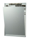 Officemate Clipboard with Privacy Cover and Low Profile Clip