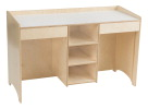 Childcraft Collaboration Desk, 47-3/4 x 19-3/8 x 26 Inches