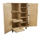 Storage Cabinets, Item Number 2004421
