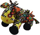 Abilitations Zooey the Zebra Weighted Animal, 5 Pounds