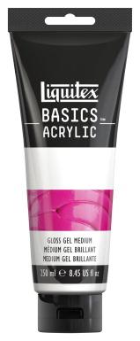 Liquitex BASICS Gloss Gel Medium, 8.45 Ounces