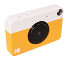 KODAK PRINTOMATIC Instant Print Digital Camera, Yellow