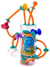 Fat Brain Toys Squigz Toobz, Set of 18