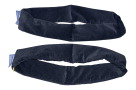 Sommerfly Wrap Around Weighted Sashes, Small, Navy, 1-1/4 Pounds, 1 Pair