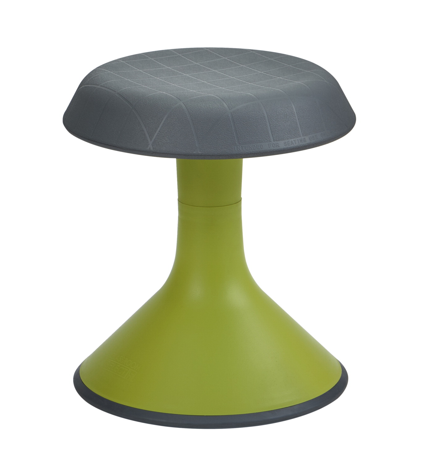 Classroom Select NeoRok Plus Stool, Active Wobble Seating, Soft Seat Plus, 16-1/2 Inch Seat Height