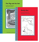 S.P.I.R.E. Illustrated Decodable Reader Complete Class Sets A and B, 6 Starter Sets