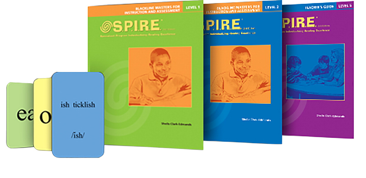 S.P.I.R.E. Level 6 to 8 Intensive Reading Intervention Set, Third Edition