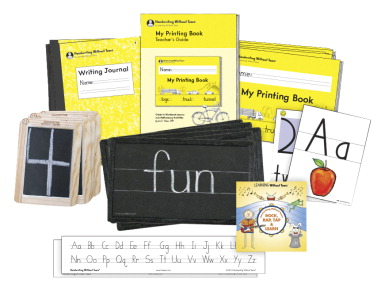 Handwriting without Tears Printing Kit, Grade 1