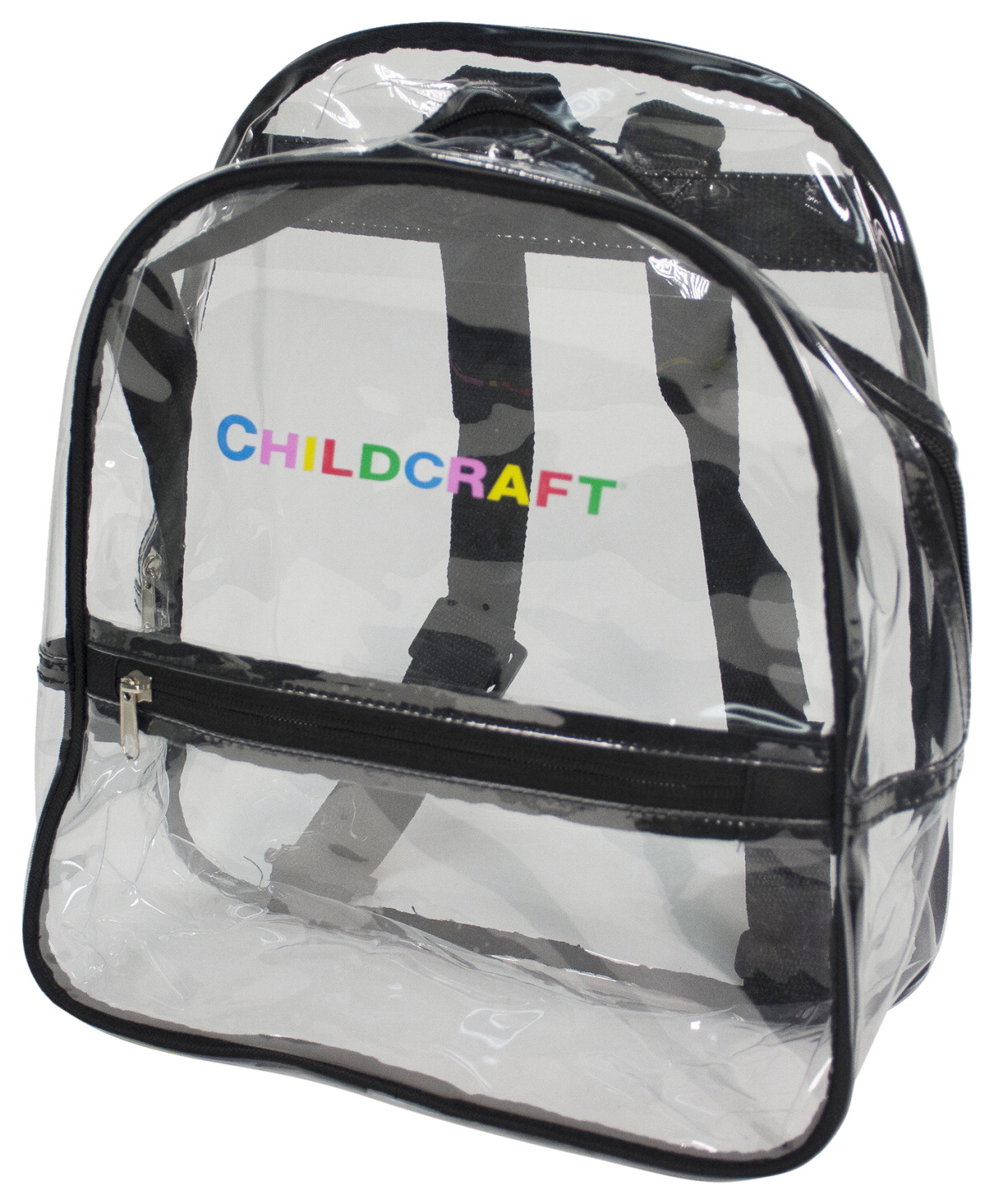 Childcraft Backpack, Clear, Small