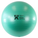 CanDo Inflatable Exercise Ball, ABS Extra Thick