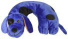 Abilitations Weighted Dog Neck Pillow, 3 Pounds, Blue