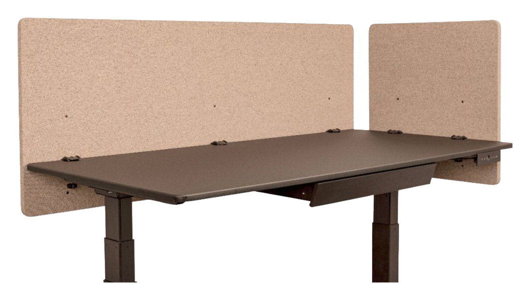 Luxor Reclaim Desk Panel 60 X 24 Inches And 24 X 24 Inches Various Options Pack Of 2