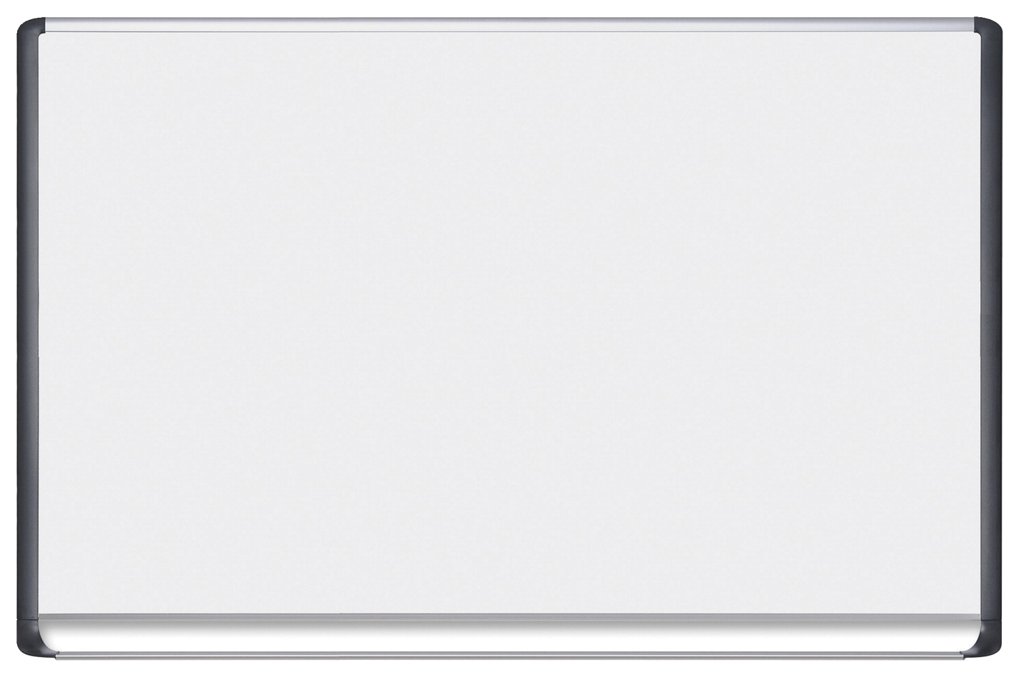 Bi-silque  MasterVision Porcelain Whiteboard -- Dry-Erase Board, Magnetic, 72