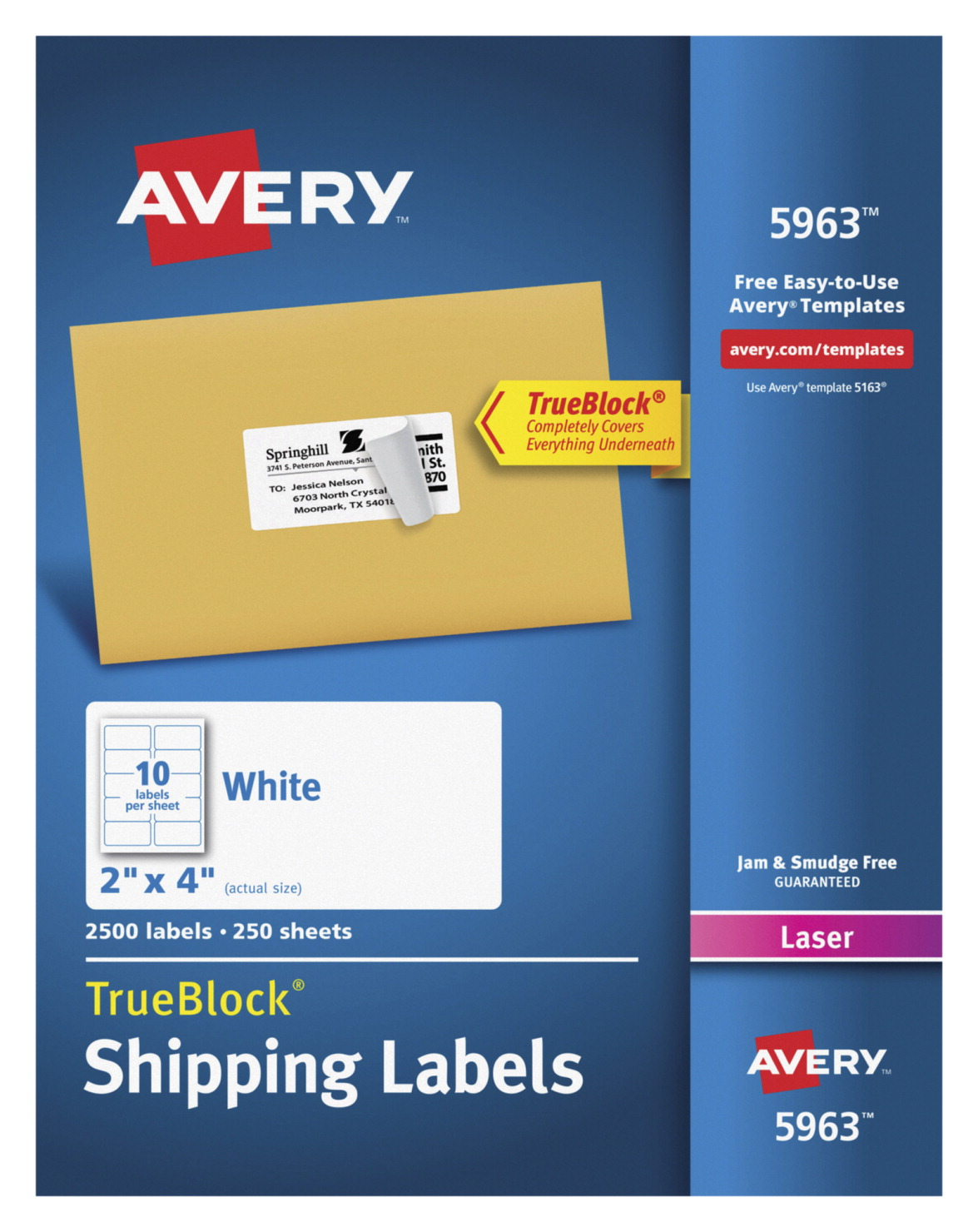 Avery Labels 5163 Template Word from store.schoolspecialty.com