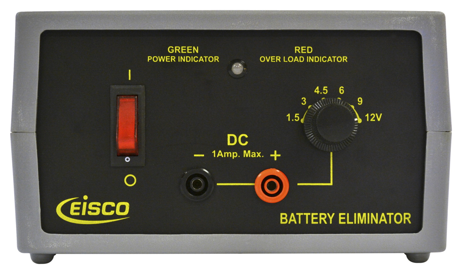 EISCO Battery Eliminator, 1A