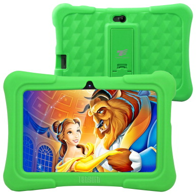 Dragon Touch Y88X Plus 7 inch Kids Tablet 2017 Version, Green